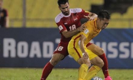 Futebol China | Apuramento Mundial 2018 | 8ª Jornada