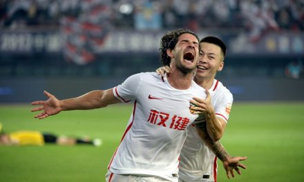 Futebol China | Superliga da China 2017 | 15ª Jornada