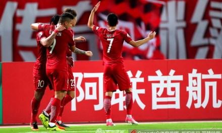 Futebol China | Asian Champions League 2017 | Quartos de Final 1ª Mão