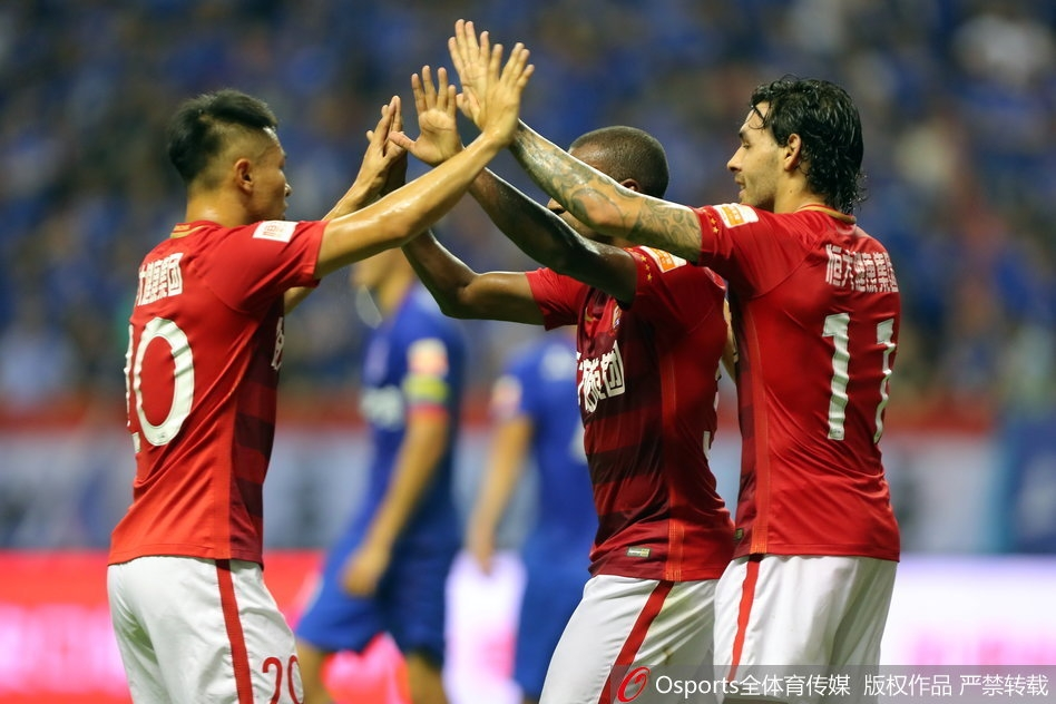 Futebol China | Superliga da China 2017 | 23ª Jornada
