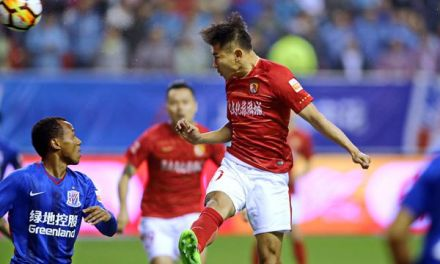 2018 Chinese Super League | 6ª Jornada