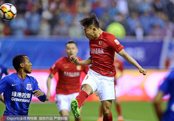 2018 Chinese Super League | 6ª Jornada
