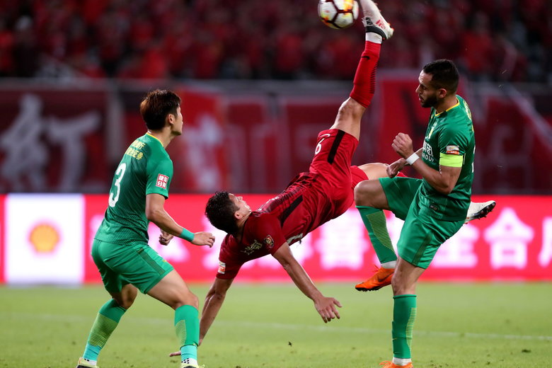 2018 Chinese Super League | 9ª Jornada