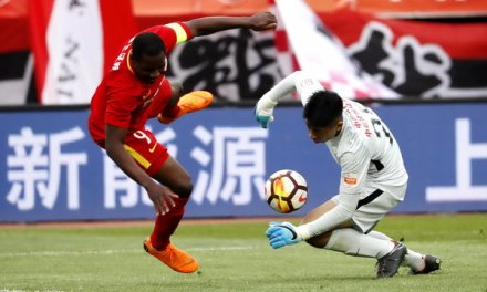 2018 Chinese Super League | 11ª Jornada
