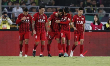 2018 Chinese Super League | 20ª-24ª Jornada