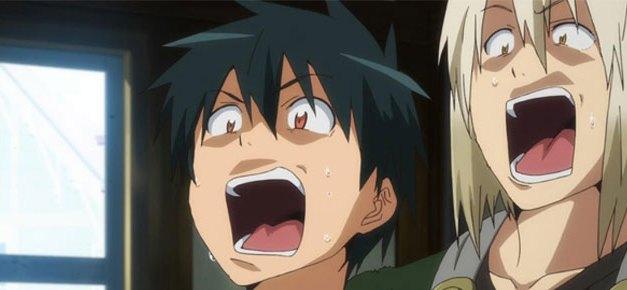 Hataraku Maou-sama!   はたらく魔王さま