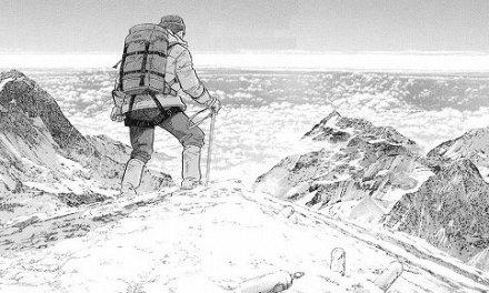 Kamigami no Itadaki   神々の山嶺