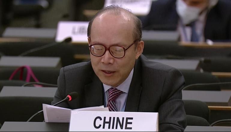 风水轮流转,联合国大会上中俄带头,110国集体批评美人权问题
