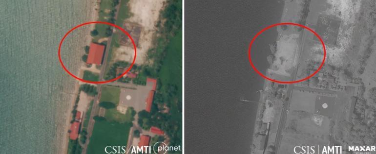 不打一声招呼,柬埔寨悍然推倒美资助军事设施,美:感到十分失望