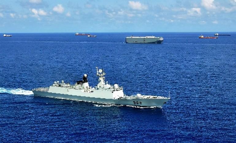 美防长大热人选刊文:要能72小时击沉南海中国海军舰艇和商船