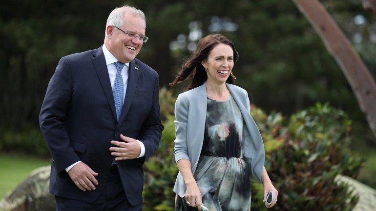 新西蘭總理顛倒黑白,揭露澳罪行的中國反被針對,國際評論一邊倒– 有海水的地方就有中國人