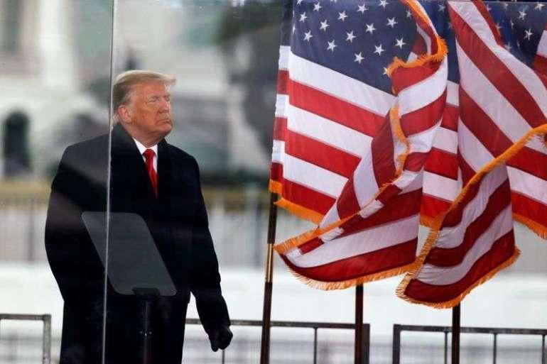 美国下个关口是总统就职典礼?FBI内部文件:有人正在酝酿武装暴动