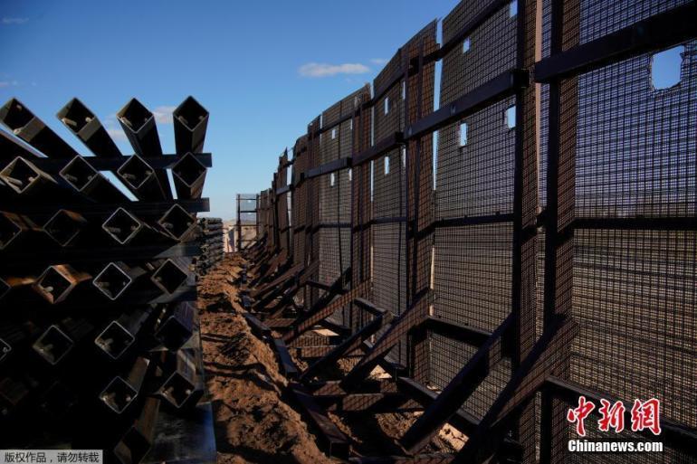 拜登再对边境墙出手,特朗普的紧急状态命令被终止
