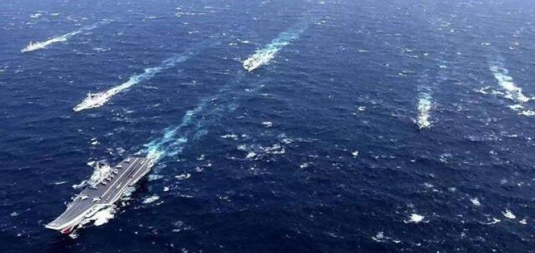 美军官:中国海军下饺子已结束!日本:错,造舰狂潮才刚开始