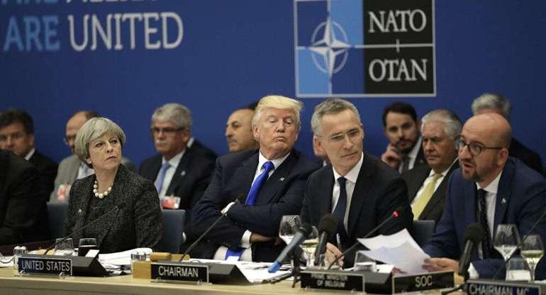 北约高调宣扬武力威慑中国,华春莹:还有一笔血债中国人没有忘记