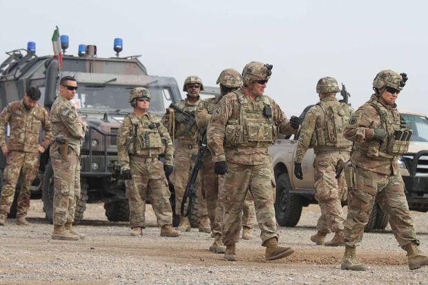 美国不再遮掩!拜登拒绝从阿富汗撤军,新疆近在咫尺,意图已明确
