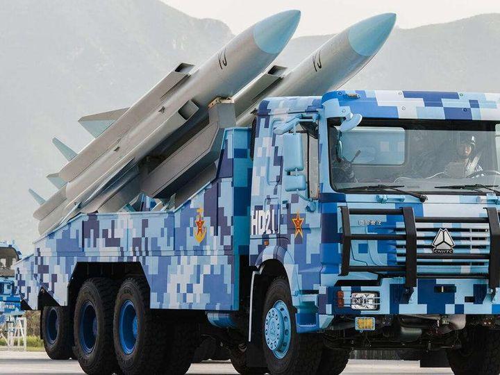 055核心装备获国奖!鹰击18反舰导弹技术先进,两大优势领先全球