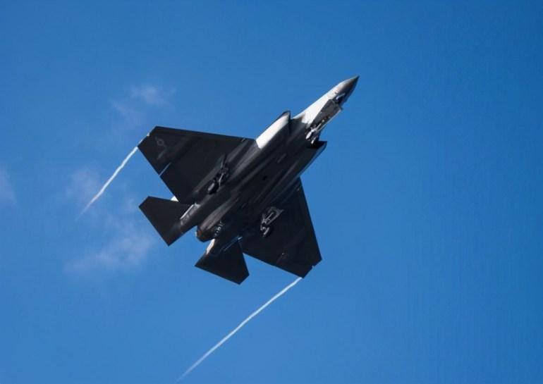 美国你也有今天,美军上将称F-35已失败,或山寨中国歼-10C和鹘鹰?
