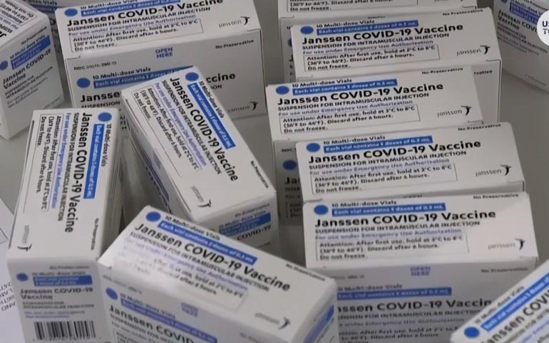 阿斯利康遭受沉重打击 美国让强生销毁其生产的1500万剂疫苗