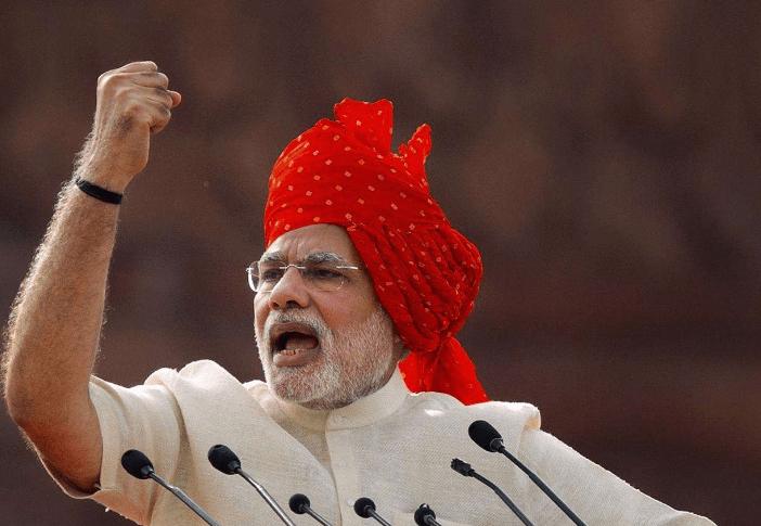 """为抗中""""榨干""""印度?莫迪""""政治工具""""实锤!拜登嘴脸终于显现"""