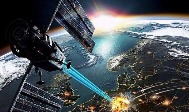美少将称中俄有激光武器,专打美国卫星,不料被网友直接拆穿