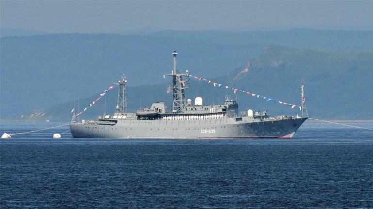 学美国?俄军舰抵近夏威夷13海里,五角大楼:行动合法