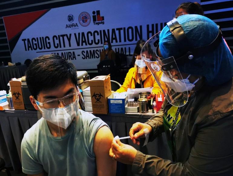 全球215国和地区接种逾20亿剂疫苗 仅朝鲜等6国尚未开始接种