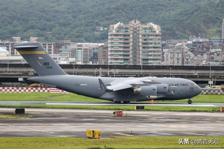 降落台岛的美军机什么来头?大陆是否会反击?台湾开始要小心了