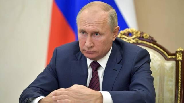 普京:超50%乌克兰人不希望国家加入北约,这些是聪明人