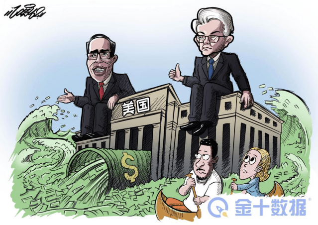 抛售近96%美债后,俄罗斯又决定:清空国家财富基金中的美元资产