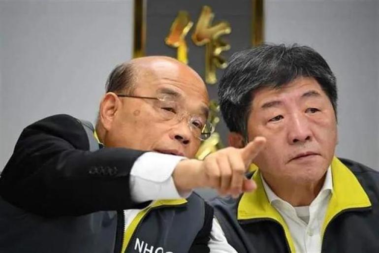 800多人染疫丧生 国民党团要求苏贞昌为防疫不力道歉