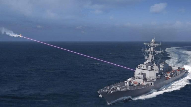 海上对抗升级?美舰胆敢使用激光武器,中方反击的拳头必定会更硬