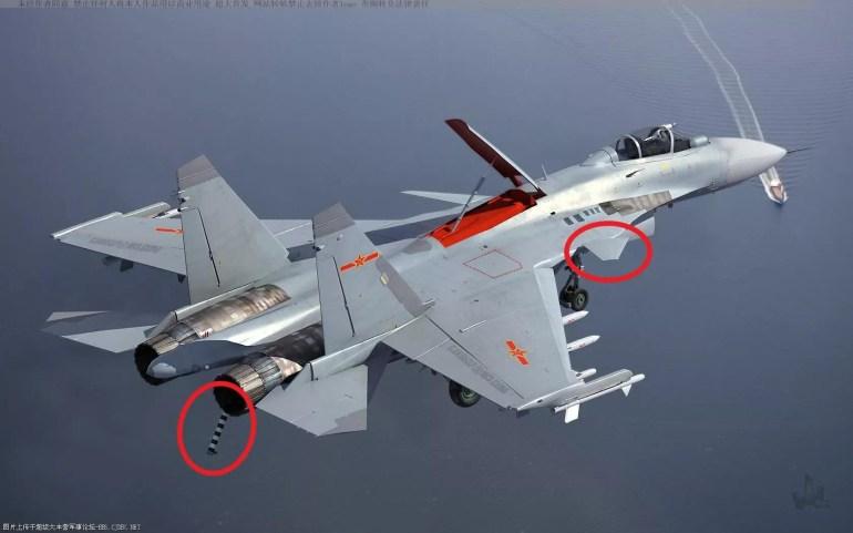 中国歼16H即将服役新航母?500千米精准猎杀预警机,美媒:有可能