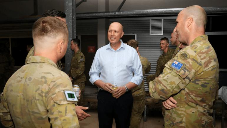 澳洲防长又一次抹黑中国,理由荒诞无稽!他四处造谣,想围堵中国
