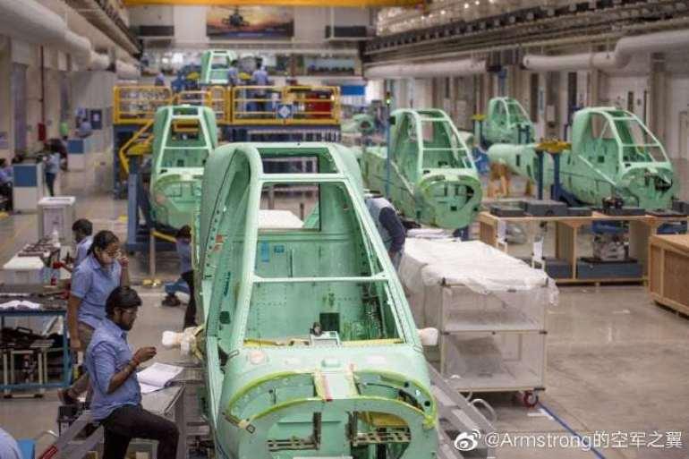 印度军购又被美国坑:说好造飞机只能造壳,本土生产线只是组装厂