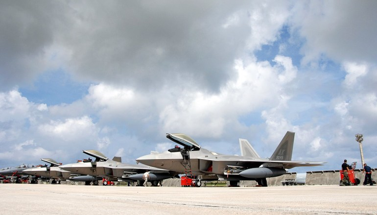 """""""接近中国1600公里,美军优势尽失"""",美国空军部长公开认怂?"""