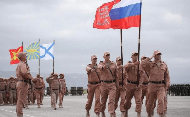 俄罗斯开始下手了!正在叙利亚勘探天然气储量,收回巨额战争开支