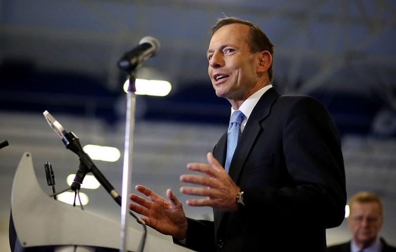 澳大利亚前总理不戴口罩被罚500澳元 不认错还反咬举报者