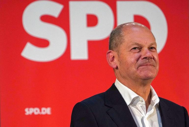 默克尔执政16年后德国将现左翼政府?或有多重障碍