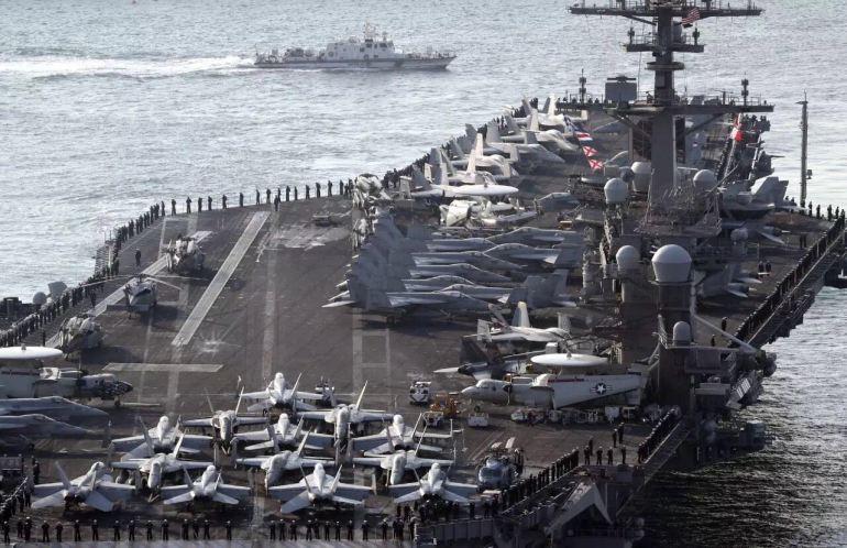 不能与中俄开战!美军高官坦言,若与两国爆发冲突将会升级成核战