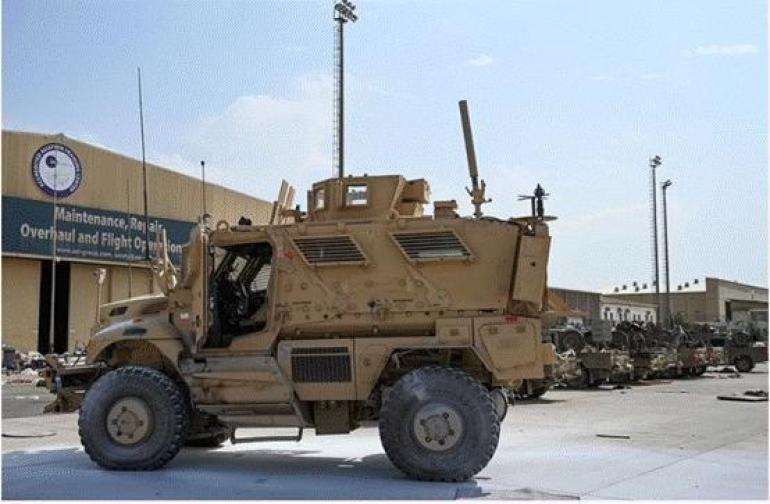 美方称中俄复制美军装备,那些丢在阿富汗的装备,有参考价值吗?