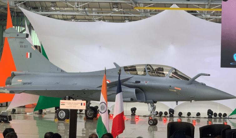 人傻钱多买买买,兜售阵风成功后,法军工巨头10亿欧杀入印度市场