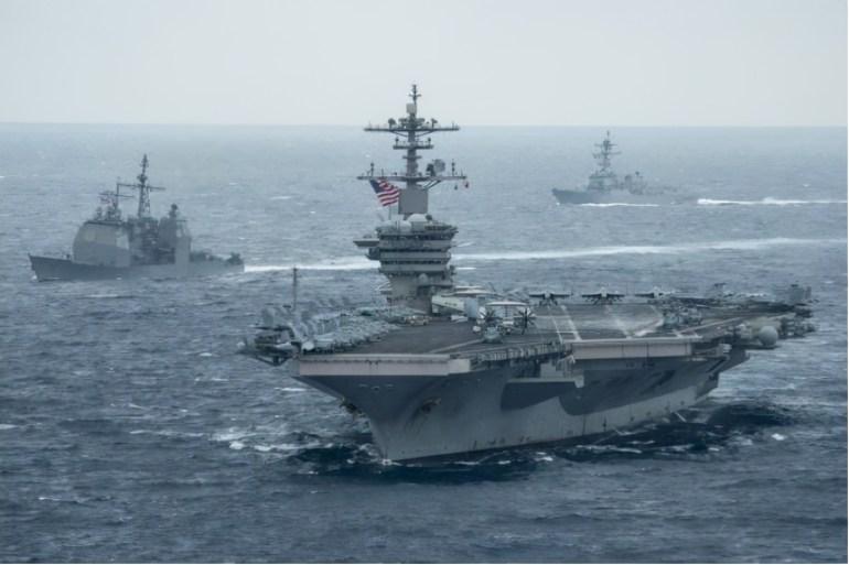 美国保卫台湾之战是自杀!美前情报官员:介入台海战争需90天