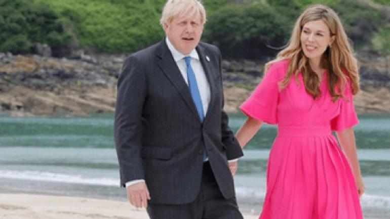 """首相去哪了?英国能源危机以及供应危机爆发,英国首相又""""跑了"""""""