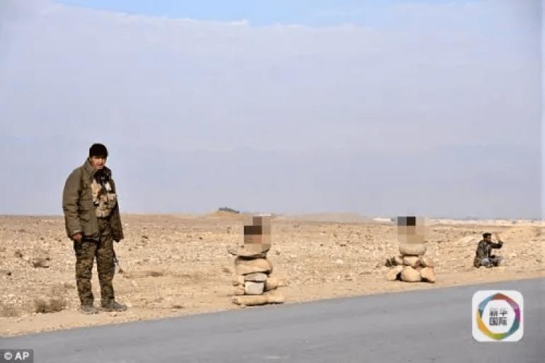阿富汗塔利班的死对头IS-K有多狂妄?意图侵占整个新疆