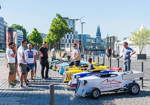 Hotrod Tour Köln