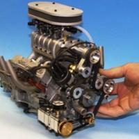 Conley 609 Stinger engine