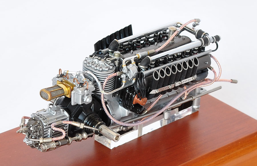 Auto Union Type C V16