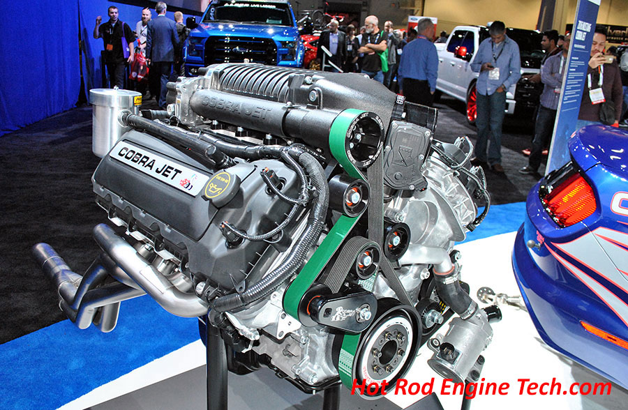 ford has dedicated their enormous resources to ensure the performance its customers demand among their recent successes they count super stock and - Ford Mustang Cobra Jet Engine