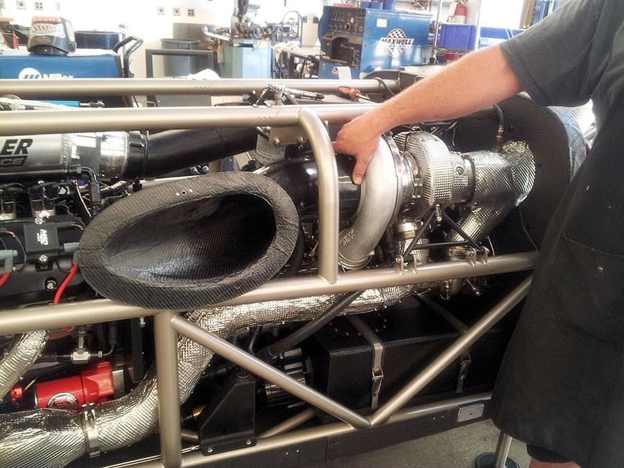 turbo inlet